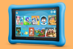 Amazon Fire Kids Tablet - Circuit Blue The Data Recovery Experts